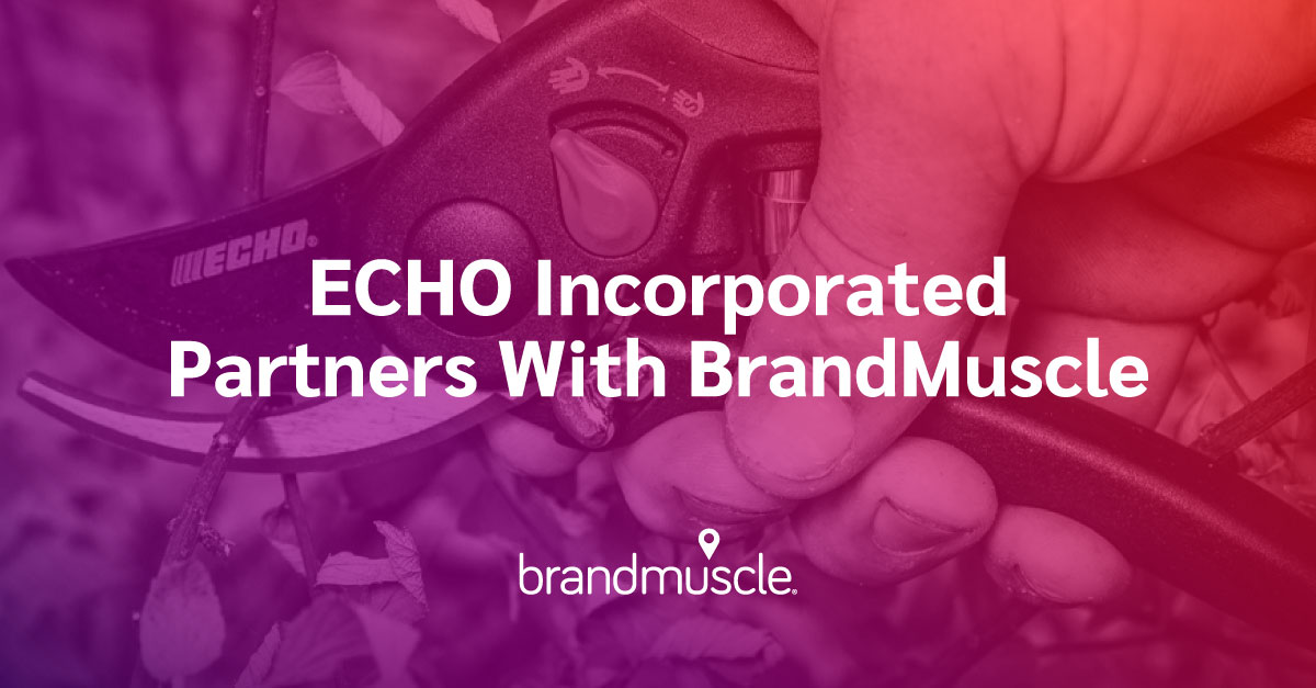 ECHO Partners With Brandmuscle