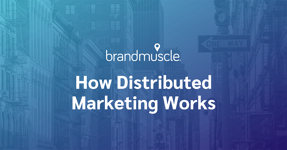 How Distributed Marketing Works