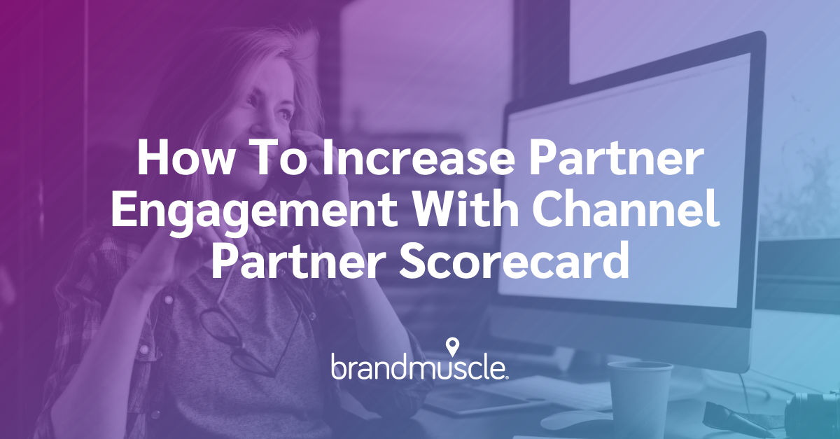 Channel Partner Scorecard