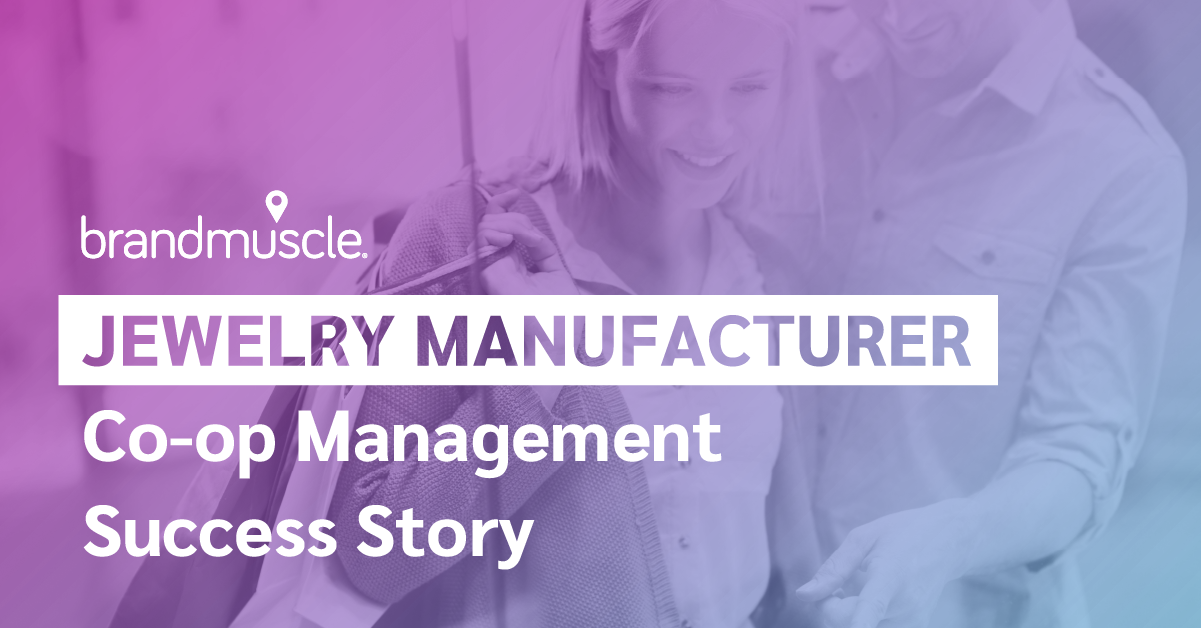 Jewelry Manufacturer Co-op Management Success Story