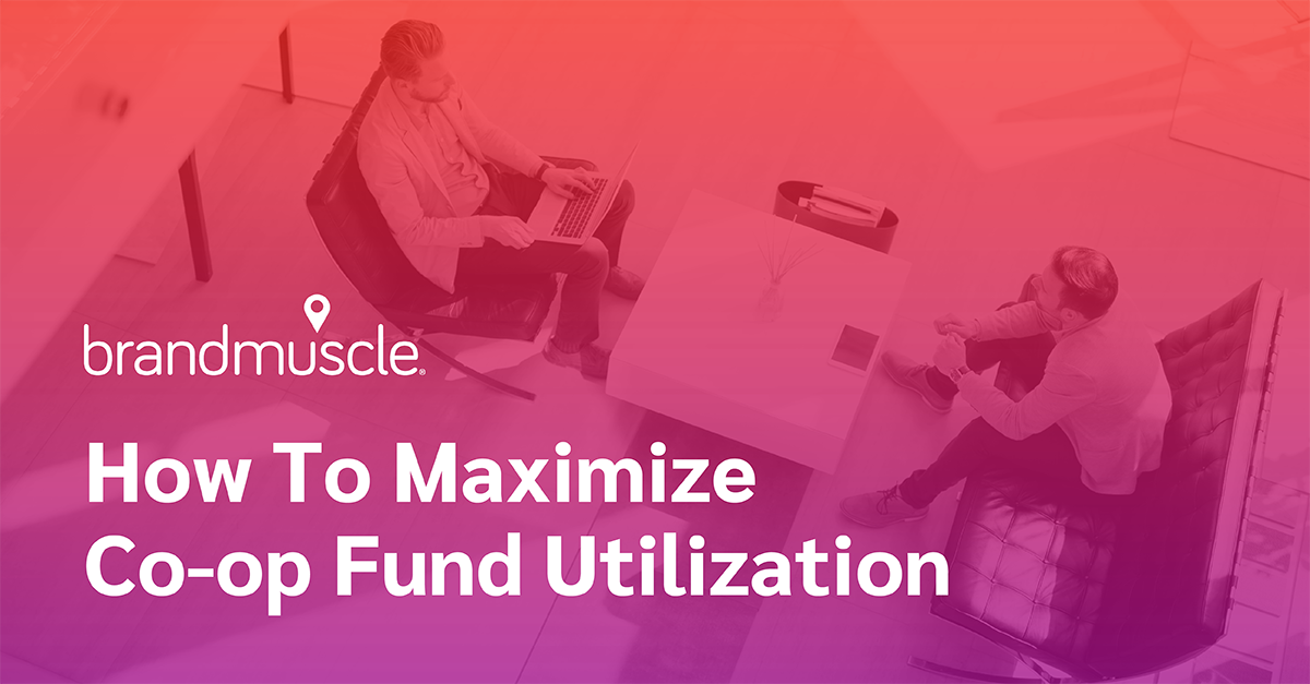 how to maximize co-op fund utilization