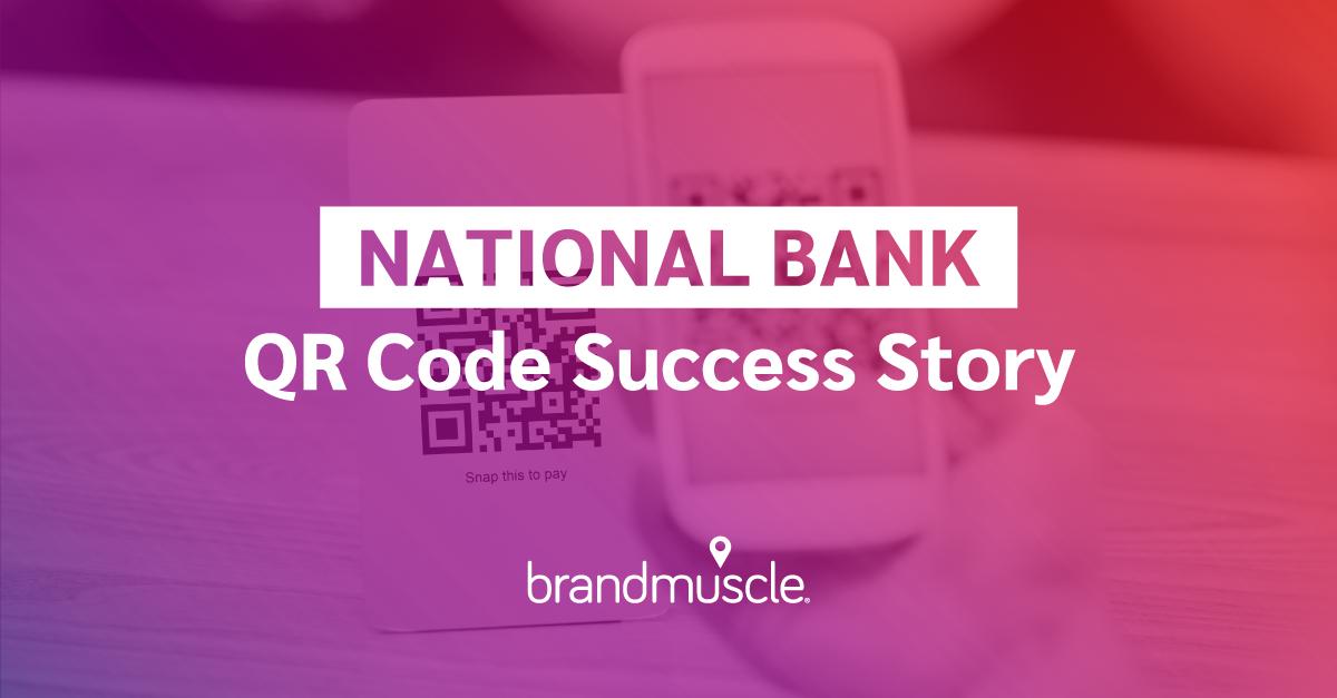 qr code success story