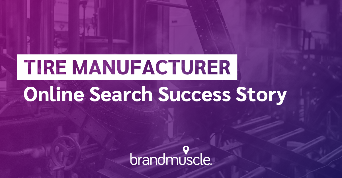 Online Search Success Story