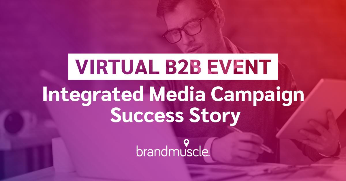 virtual b2b event