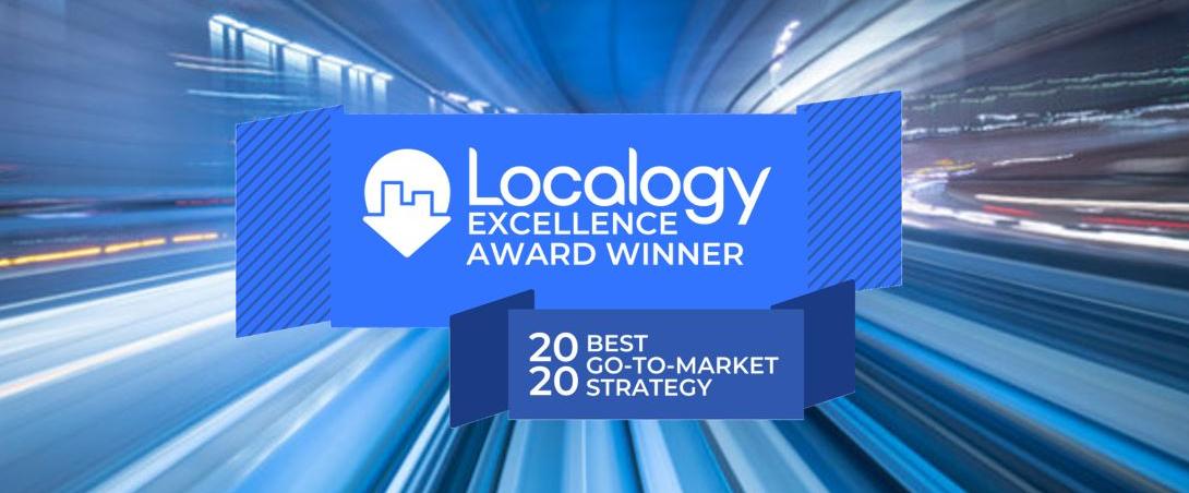 brandmuscle localogy award 2020